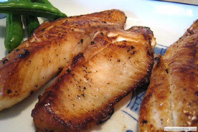 Seared Tilapia